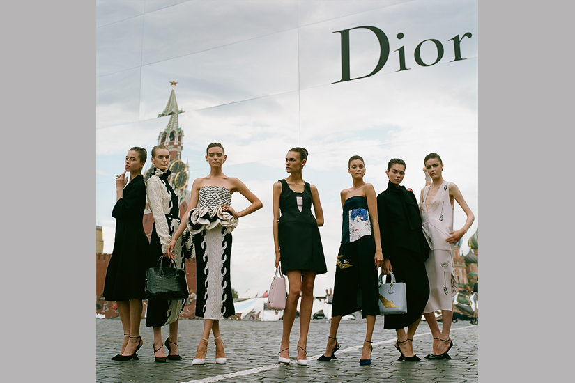 007 Dior Winter 2014 by Valery Katsuba